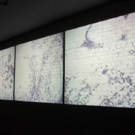 Ernesto Klar, Microspazi, 2008: Installation View
