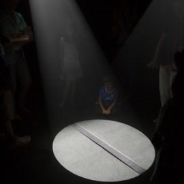 Ernesto Klar, Desface anacrónico, 2013: Installation View